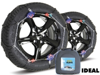 Ideal Black Snow Chains