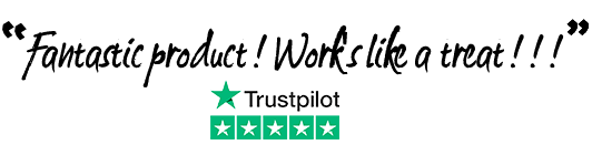Trustpilot Rating and Logo