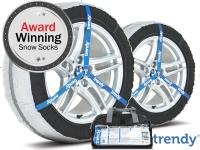 Trendy Snow Socks