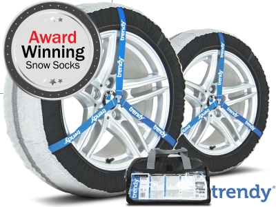 Trendy Snow Socks Tyre Socks